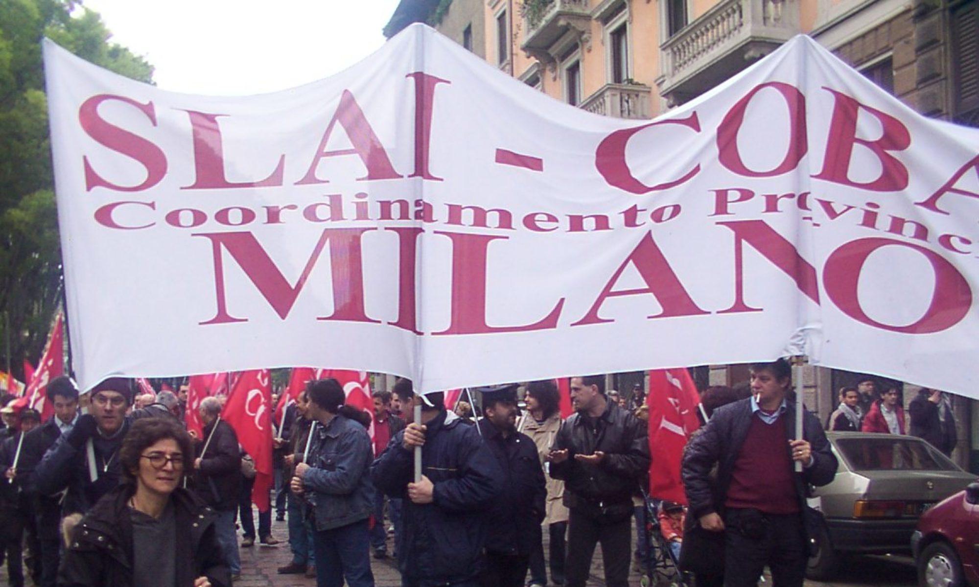 Slai Cobas Milano